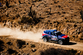Guerlain Chicherit, X-raid BMW, Dakar 2010