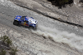 Carlos Sainz, VW, Dakar Rally 2010