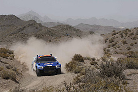 Nasser Al-Attiyah, Volkswagen, 2010 Dakar