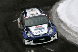 Mikko Hirvonen, Ford, Monte Carlo 2010