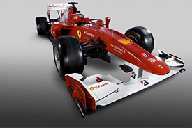 Ferrari F10