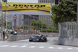 Gary Paffett, DTM Shanghai, 2004