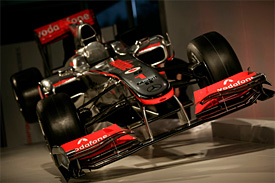 McLaren MP4-25