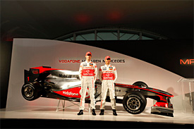 Jenson Button, Lewis Hamilton