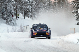 Kimi Raikkonen, Arctic Rally
