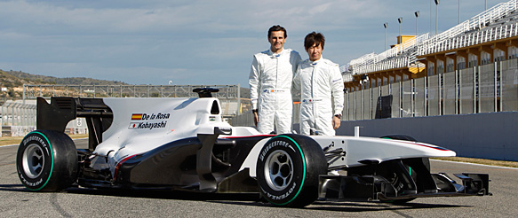 BMW Sauber C29
