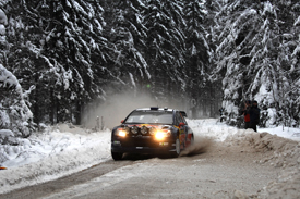 Sebastien Loeb, Citroen, Rally Sweden 2010