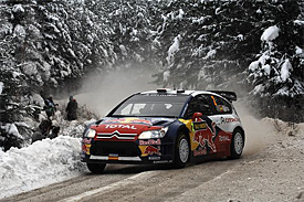 Dani Sordo, Citroen, Rally Sweden