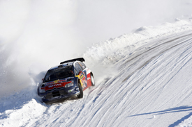 Sebastien Ogier, Citroen Junior, Rally Sweden 2010