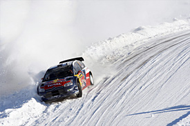 Sebastien Ogier, Rally Sweden