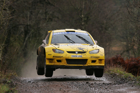 Alister McRae, Proton, Rally of Scotland 2009