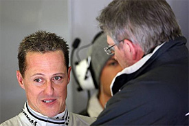 Michael Schumacher, Ross Brawn