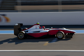 Alexander Rossi, ART, Paul Ricard GP3 testing