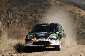 Ken Block, Monster Ford, Rally Mexico 2010
