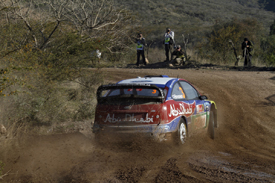 Mikko Hirvonen, Ford, Rally Mexico 2010