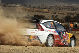 Sebastien Ogier, Citroen Junior, Rally Mexico 2010