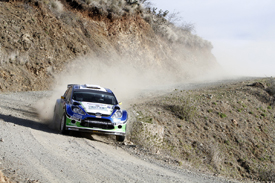 Xevi Pons, Ford, Rally Mexico 2010
