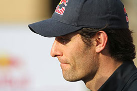 Mark Webber, Red Bull, Bahrain 2010