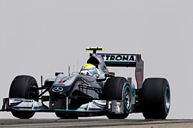 Nico Rosberg, Mercedes GP, Bahrain GP