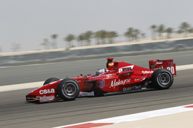 Luca Filippi, Meritus, Sakhir 2010