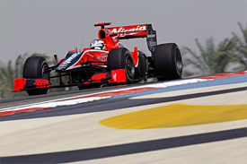 Timo Glock, Virgin, Bahrain GP