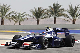 Nico Hulkenberg, Williams, Bahrain GP