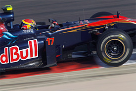 Jaime Alguersuari, Toro Rosso, Bahrain GP