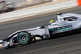 ニコロズベルグ、メルセデス、バーレーン2010 - Nico Rosberg, Mercedes, Bahrain 2010