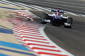 Rubens Barrichello, Williams, Bahrain GP
