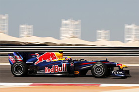 Mark Webber, Red Bull, Bahrain GP