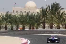 Rubens Barrichello, Williams, Sakhir 2010