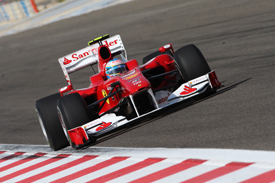 Fernando Alonso, Ferrari, Sakhir 2010