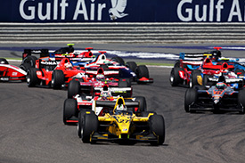 GP2 Asia Bahrain
