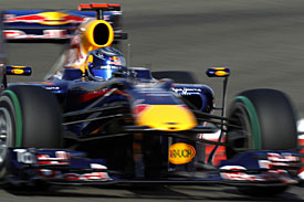Sebastian Vettel, Red Bull, Bahrain 2010