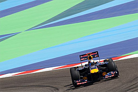 Sebastian Vettel, Red Bull, Bahrain GP