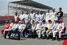 Formula 1's champions
