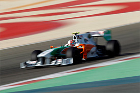 Tonio Liuzzi, Force India, Bahrain GP