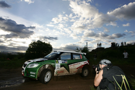 Juho Hanninen, Skoda, Rally Argentina 2010