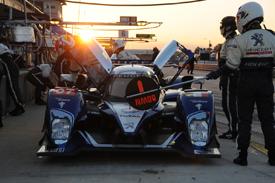 #07 Peugeot, Sebring 2010