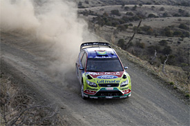 Mikko Hirvonen, Rally Mexico