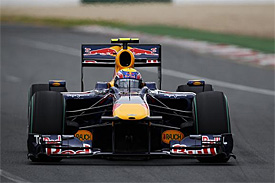 Mark Webber, Red Bull, Australian GP