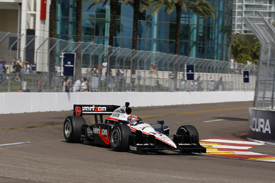 Will Power, Penske, St Petersburg 2010