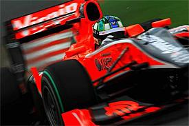 Lucas di Grassi, Virgin, Australian GP