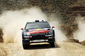 Sebastien Ogier, Jordan Rally