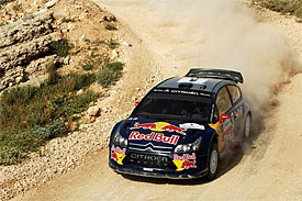 Kimi Raikkonen, Jordan Rally