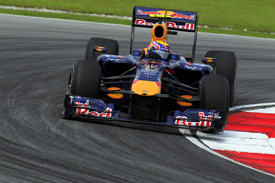Mark Webber, Red Bull, Sepang 2010
