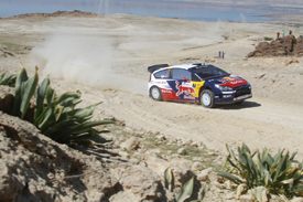 Sebastien Ogier, Citroen Junior, Jordan Rally 2010