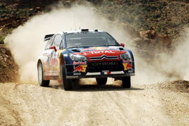 Sebastien Loeb, Citroen, Jordan Rally 2010
