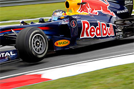 Sebastian Vettel, Red Bull, Malaysian GP