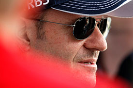 Williams has been impressed with Barrichello